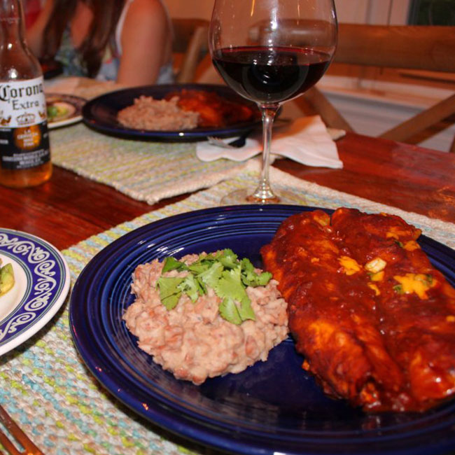 Sweet-Ps-BBQ-Tofu-Enchilada-Party